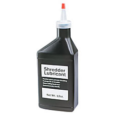 Ativa Shredder Oil 12 Oz