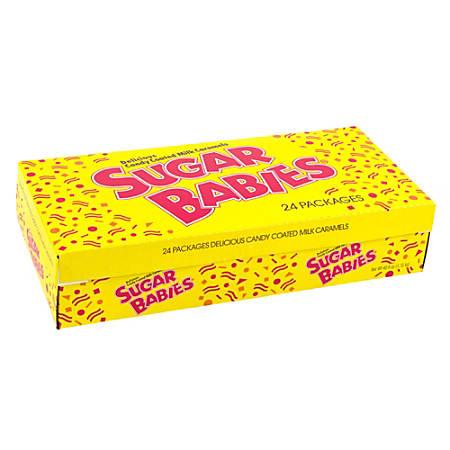 Sugar Babies Snack Bag, 1.7 Oz, Bag Of 24 Pieces