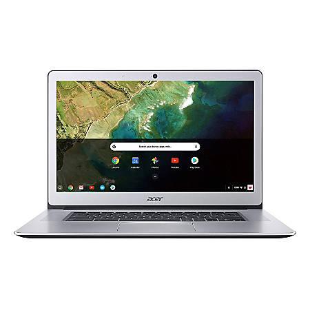 Acer® Chromebook 15 Refurbished Laptop, 15 6