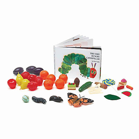 Philomil Books The Very Hungry Caterpillar 3-D Storybook