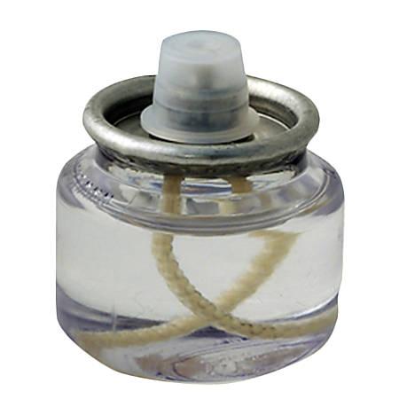 "Dine-Aglow Diablo Liquid Wax Cells, 1-1/2"" x 1-1/2"", Pack Of 144 Cells"