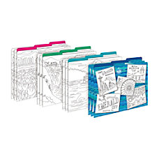 Barker Creek File Folders Letter Size