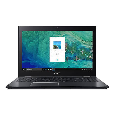 "Acer® Spin 5 Refurbished 2-In-1 Laptop, 15.6"" Touch Screen, Intel® Core™ i5, 8GB Memory, 256GB Solid State Drive, Windows® 10 Home"