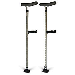 Medline Universal Single Tube Crutches Case