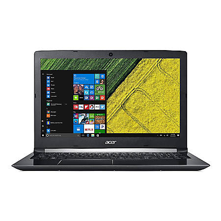 "Acer® Aspire® 5 Refurbished Laptop, 15.6"" Screen, Intel® Core™ i5, 4GB Memory, 1TB Hard Drive, Windows® 10 Home"