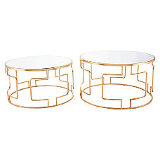Zuo Modern King Accent Tables Round