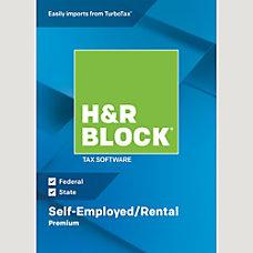 H R Block 18 Premium Download