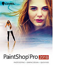 PaintShop Pro 2018 Download Version