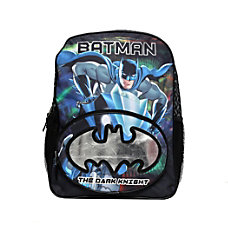 Batman The Dark Knight Backpack Black