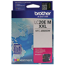 Brother INKvestment LC20EM Extra High Yield