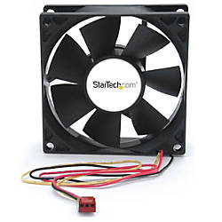 StarTechcom 80x25mm Dual Ball Bearing Computer