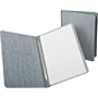 "Oxford® PressGuard® Report Covers With Reinforced Side Hinge, 8 1/2"" x 11"", 65% Recycled, Gray"
