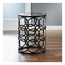 FirsTime Co Interlocking Circles Side Table