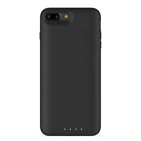 half off f2ba9 df690 mophie® Juice Pack Air Charging Case For Apple® iPhone® 7 Plus/8 Plus,  Black Item # 928866
