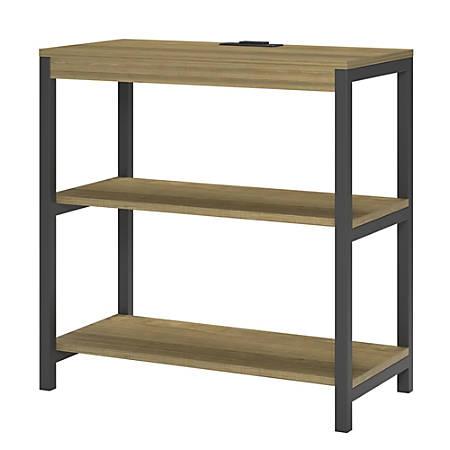 Ameriwood™ Home Kayden 3-Shelf Bookcase, Golden Oak
