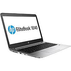 HP EliteBook 1040 G3 14 Notebook