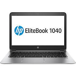 """HP EliteBook 1040 G3 14"""" Notebook - 1920 x 1080 - Core i5 i5-6200U - 8 GB RAM - 256 GB SSD - Windows 7 Professional 64-bit - Intel HD Graphics 520 - English Keyboard - Bluetooth"""