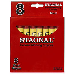 Crayola Staonal Marking Crayon 5 Length