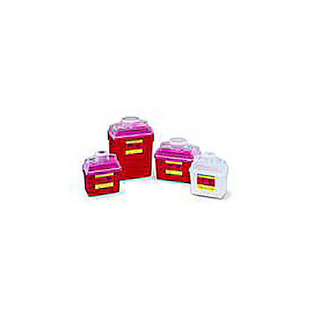 BD™ Multi-Use Nestable Sharps Containers, Pack Of 20