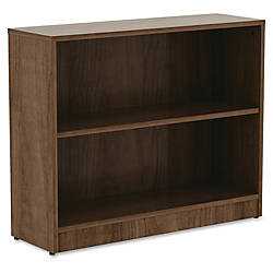 Lorell Laminate Bookcase 2 Shelf 30