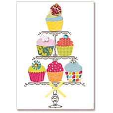 Viabella Birthday Greeting Card With Envelope