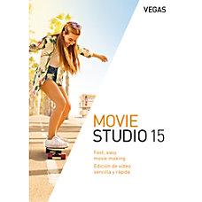 VEGAS Movie Studio 15 Download Version