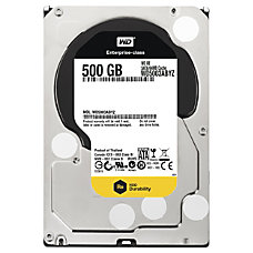 WD RE WD5003ABYZ 500 GB 35