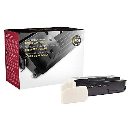Clover Technologies Group™ 200708P (Kyocera® TK-312) Remanufactured Black Toner Cartridge