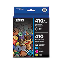 Epson Claria Premium High Yield BlackCyanMagentaYellow