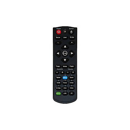 Optoma BR-5043N - Remote control - for Optoma S303, X303