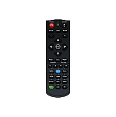 Optoma BR 5043N Remote control for