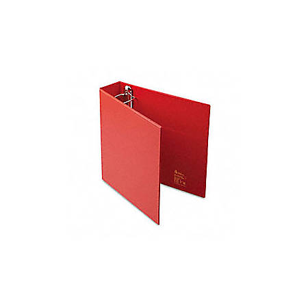 """Avery® Heavy-Duty Binders With One-Touch EZD™ Ring, 8 1/2"""" x 11"""", 2"""" Rings, 45% Recycled, Red"""