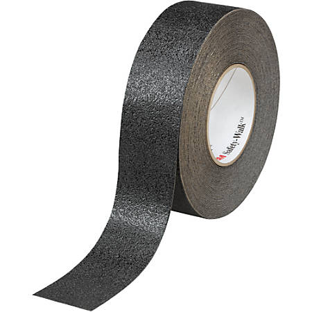 "3M™ 510 Safety-Walk Tape, 2"" x 60', Black, Pack Of 2"