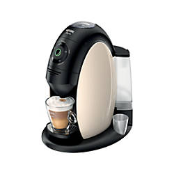 NESCAFE Alegria 510 Barista Coffeemaker BlackBlush