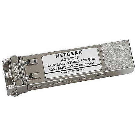 Netgear ProSafe AGM732F 1000Base-LX SFP (mini-GBIC) - 1 x 1000Base-LX