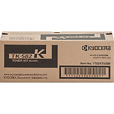 Kyocera TK 582K Original Toner Cartridge