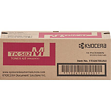 Kyocera TK 582M Original Toner Cartridge