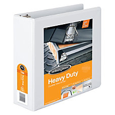 Wilson Jones Heavy Duty View Binders