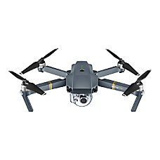 DJI Mavic Pro Quadcopter With 4K