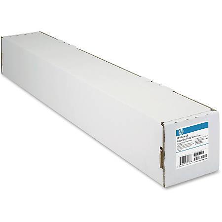 "HP Universal Semi-Gloss Photo Paper, 60"" x 100', 107 Brightness, 53.3 Lb, FSC® Certified"