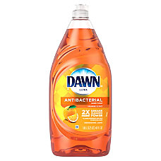 Dawn Ultra Antibacterial Hand Soap Dishwashing