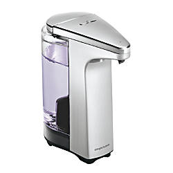 simplehuman Compact Sensor Pump For Soap