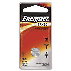 Energizer EPX76 WatchElectronic Battery SR44 15