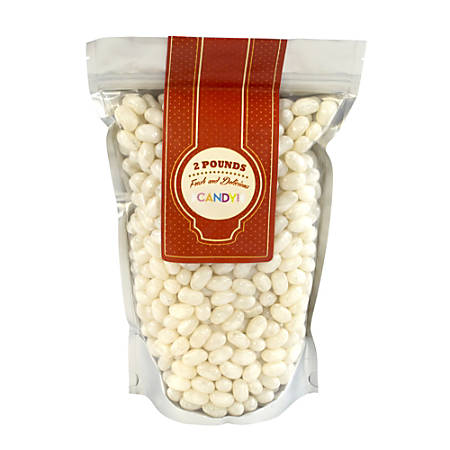 Jelly Belly® Jelly Beans, French Vanilla, 2-Lb Bag