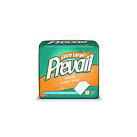 "Prevail® Super Absorbent Underpads, 30""-36"", Extra Large, Box Of 40"