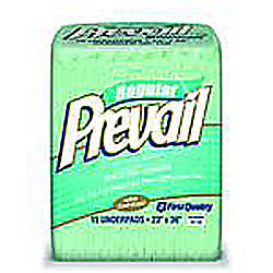 Prevail High Performance Fluff Underpads 23
