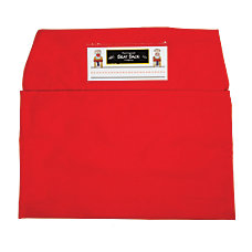 Seat Sack Large Bags 17 Red