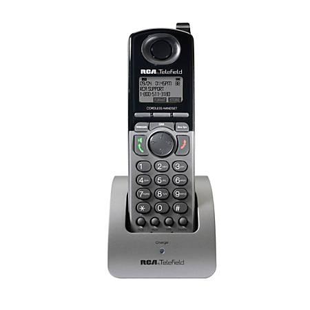 RCA Unison 4-Line DECT 6.0 Cordless Handset For Unison Expandable Phone Systems, U1200