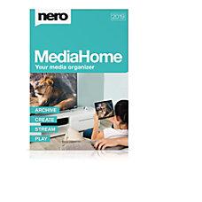 Nero MediaHome 2019 Download Version