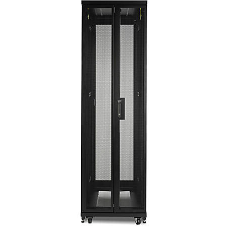 APC by Schneider Electric NetShelter SV 42U 600mm Wide x 1060mm Deep Enclosure with Sides Black